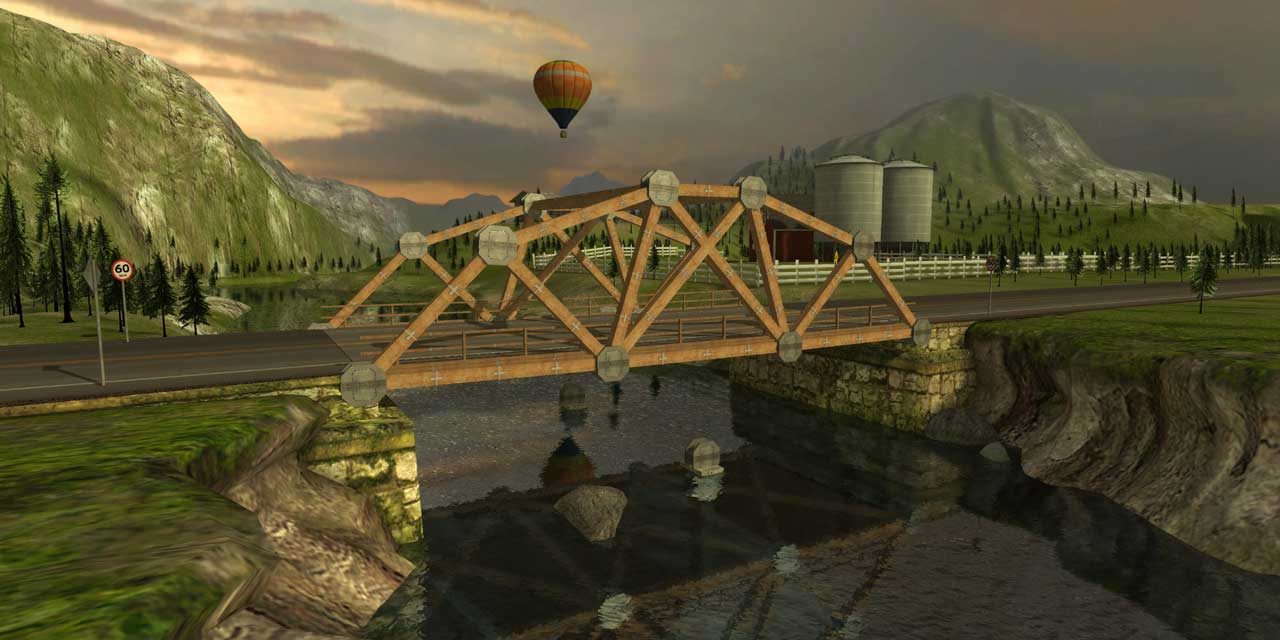 Bridge Project for Mac OS X screenshot