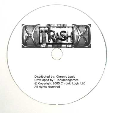Trash CD